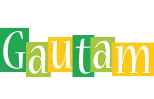 Gautam lemonade logo
