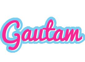 Gautam popstar logo