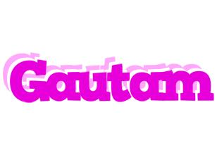 Gautam rumba logo