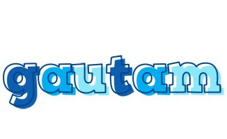 Gautam sailor logo