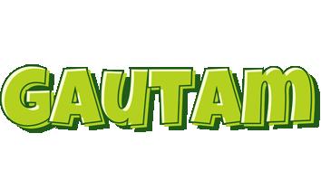 Gautam summer logo