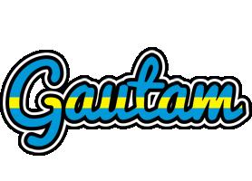 Gautam sweden logo