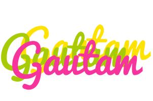 Gautam sweets logo