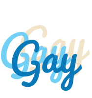 Gay breeze logo