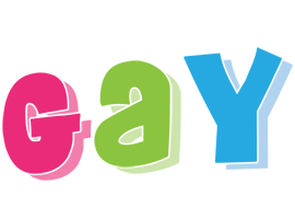 Gay friday logo