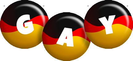 Gay german logo