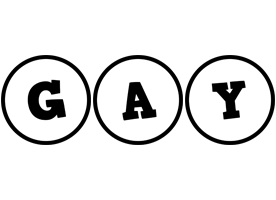 Gay handy logo