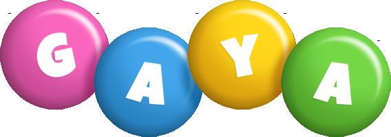 Gaya candy logo