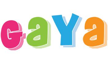 Gaya friday logo