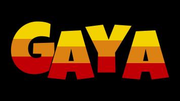 Gaya jungle logo