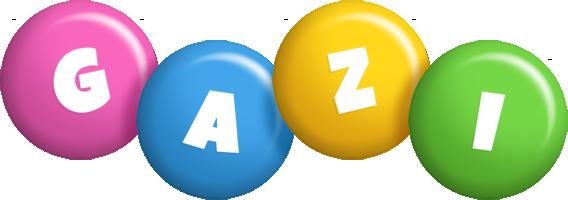 Gazi candy logo