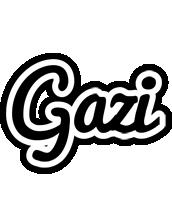 Gazi chess logo