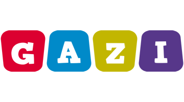 Gazi daycare logo