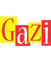 Gazi errors logo