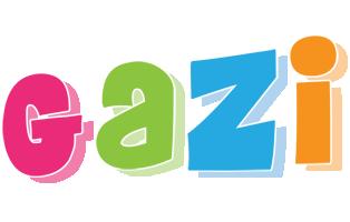 Gazi friday logo