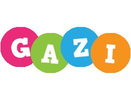 Gazi friends logo