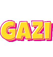 Gazi kaboom logo