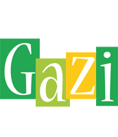 Gazi lemonade logo