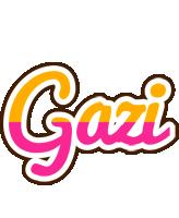 Gazi smoothie logo
