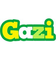 Gazi soccer logo