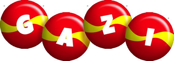 Gazi spain logo