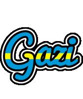 Gazi sweden logo