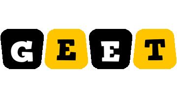 Geet boots logo