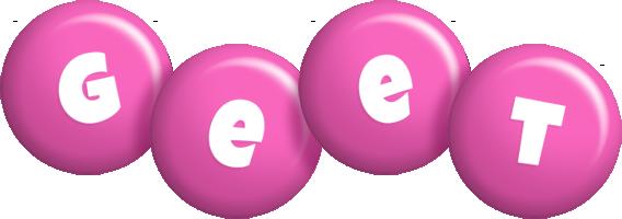 Geet candy-pink logo