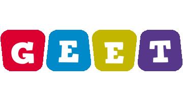Geet daycare logo