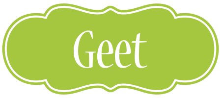 Geet family logo