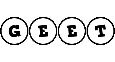 Geet handy logo