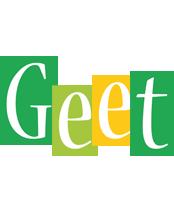 Geet lemonade logo