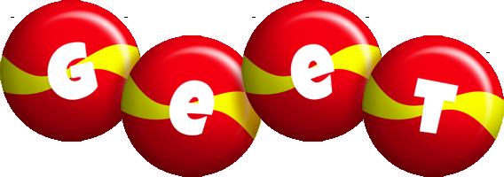 Geet spain logo