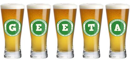 Geeta lager logo