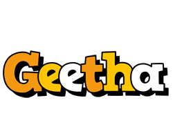 Geetha cartoon logo