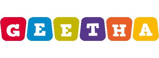 Geetha daycare logo