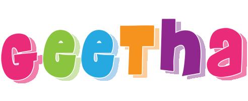 Geetha friday logo