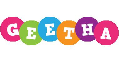 Geetha friends logo