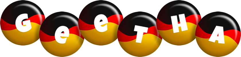Geetha german logo
