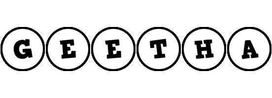 Geetha handy logo