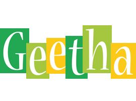 Geetha lemonade logo
