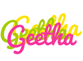Geetha sweets logo