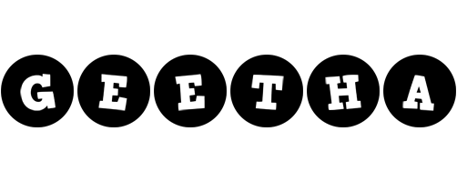 Geetha tools logo