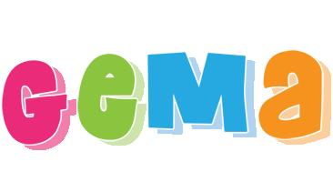 Gema friday logo