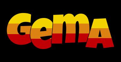 Gema jungle logo