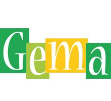 Gema lemonade logo