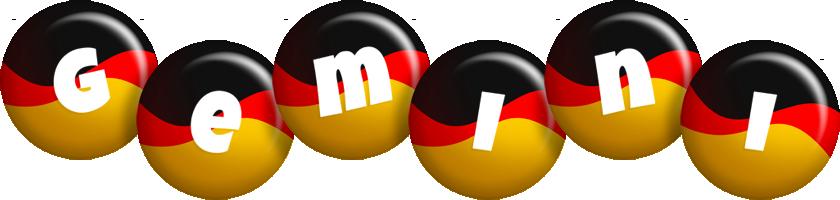 Gemini german logo