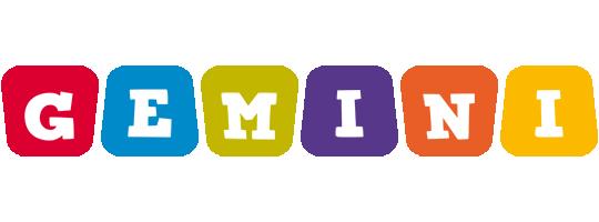 Gemini kiddo logo