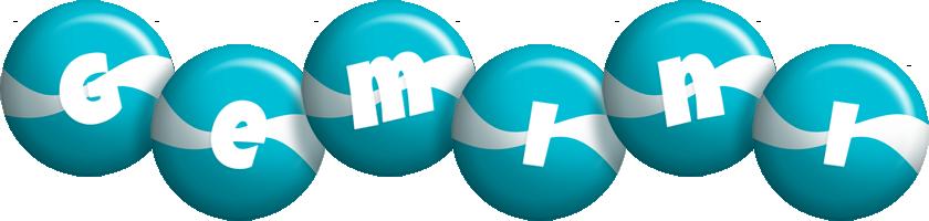 Gemini messi logo