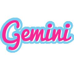 Gemini popstar logo